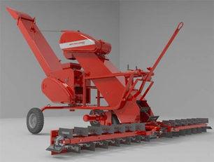 Nový řádkovací secí stroj ROSTSELMASH МЗС-90-20-01М