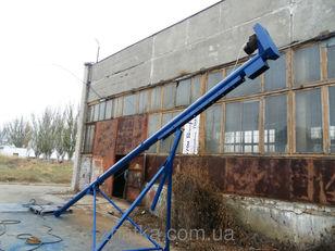 Nový řádkovací secí stroj Зернопогрузчик шнековый