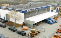 Odstavná plocha Forschner Bau- und Industriemaschinen GmbH
