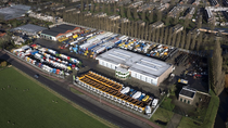 Odstavná plocha CRM Trucks & Trailers BV