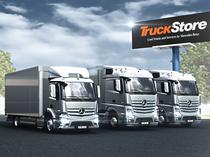 Odstavná plocha TruckStore Piacenza