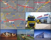 Odstavná plocha ESA Trucks Polska Sp. z o.o.