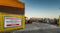 Odstavná plocha North West Fork Trucks Ltd
