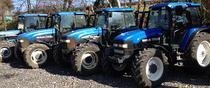 Odstavná plocha Nephin Tractors & Machinery Ltd.