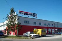 Odstavná plocha BeneTrucks Sp.zo.o.