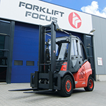 Odstavná plocha Forklift Focus B.V.