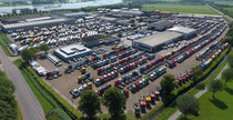 Odstavná plocha Kleyn Trucks
