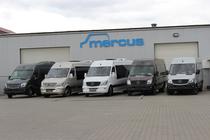 Odstavná plocha MERCUS-BUS