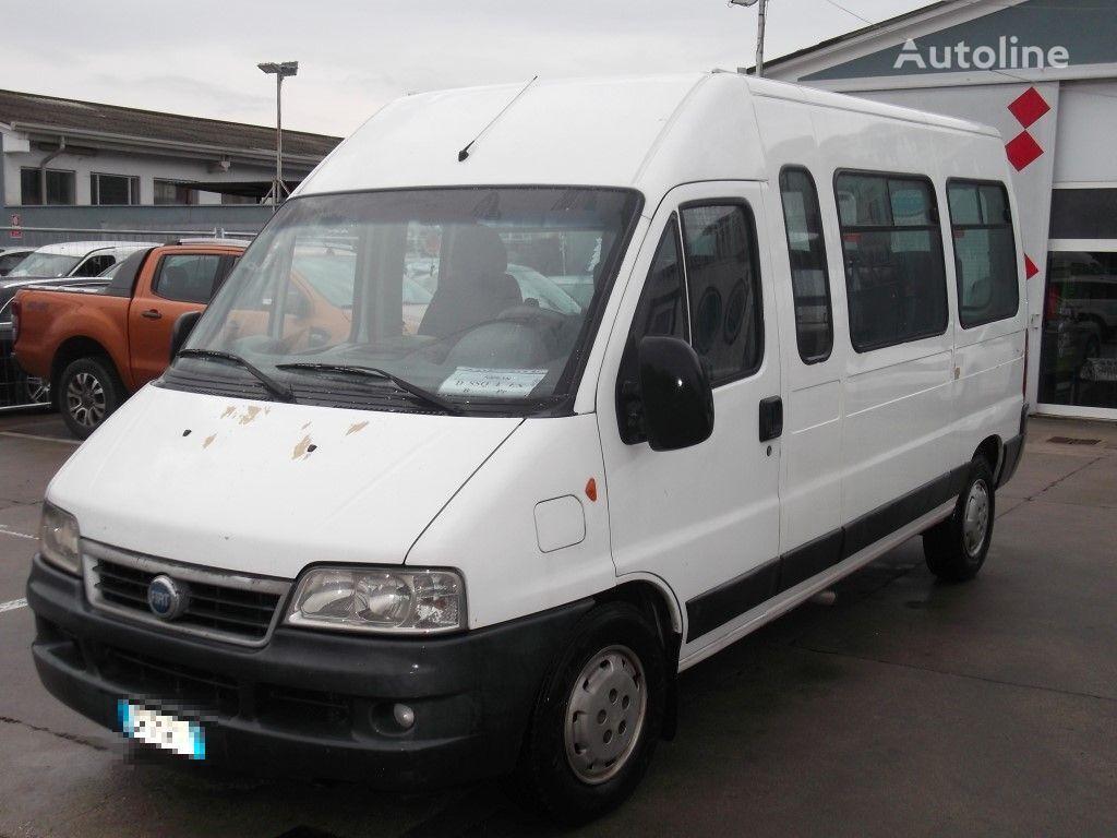 cestující minibus FIAT DUCATO MINIBUS MAXI 2.8 JTD - 14 posti