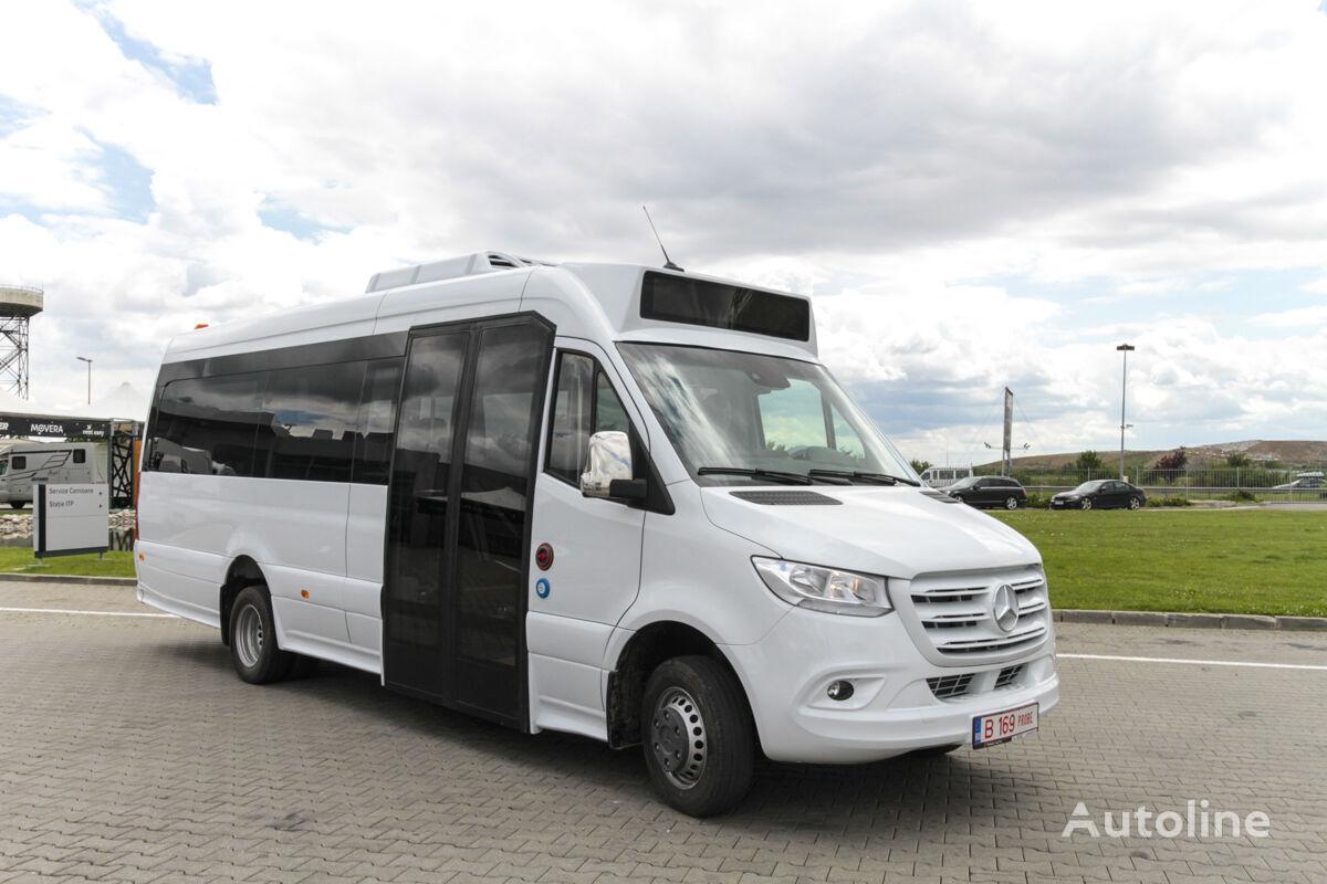 nový cestující minibus MERCEDES-BENZ 519 *coc 5500kg* 15seats +14standing+1driver