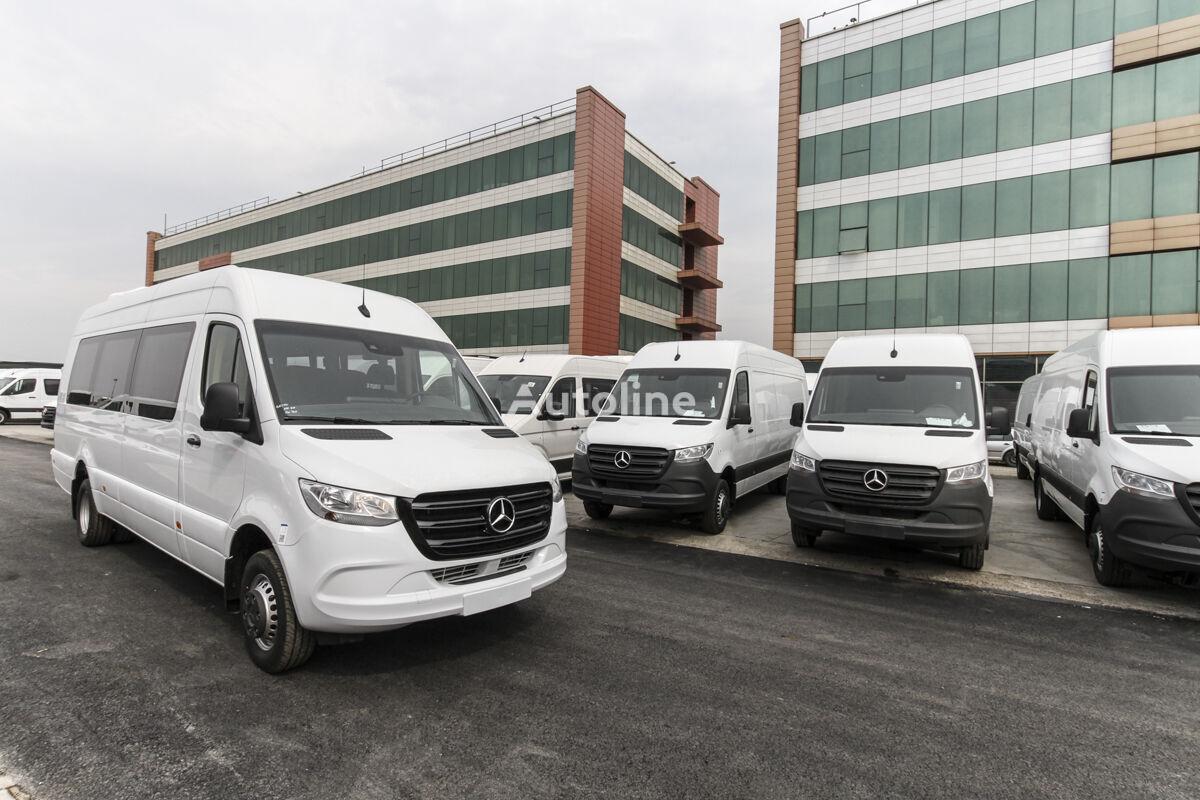 nový cestující minibus MERCEDES-BENZ IDILIS 516 19+1+1 *COC* 5500kg * Ready for delivery