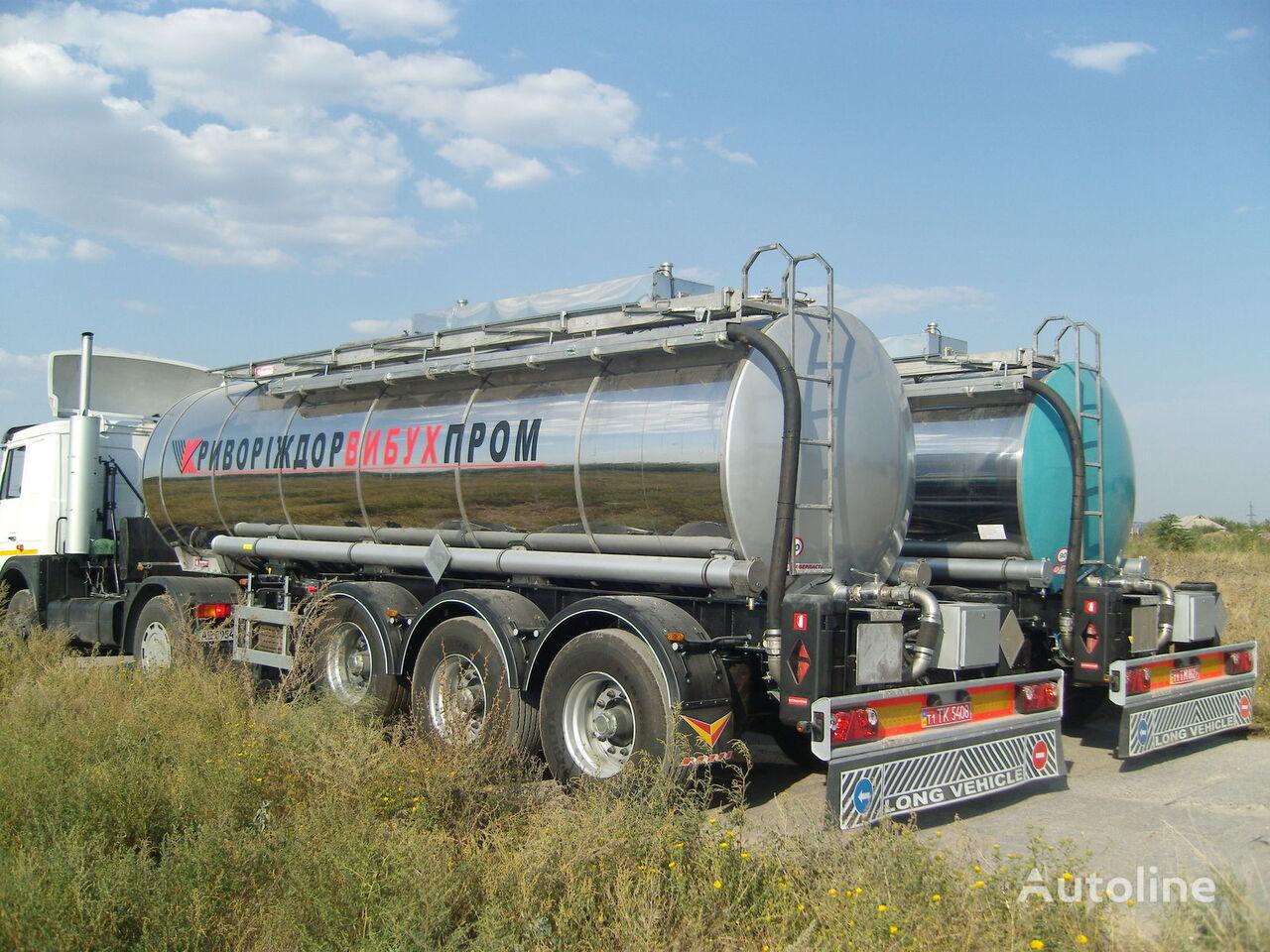 nový chemická cisterna EVERLAST