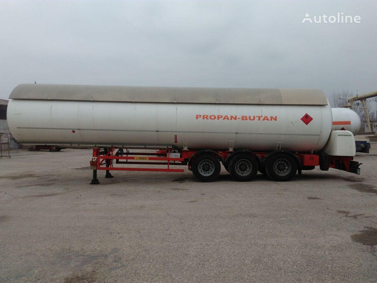 cisterna LPG ACERBI OMT 307