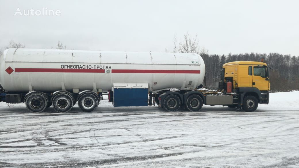 cisterna LPG BC LDS N1 NG-48