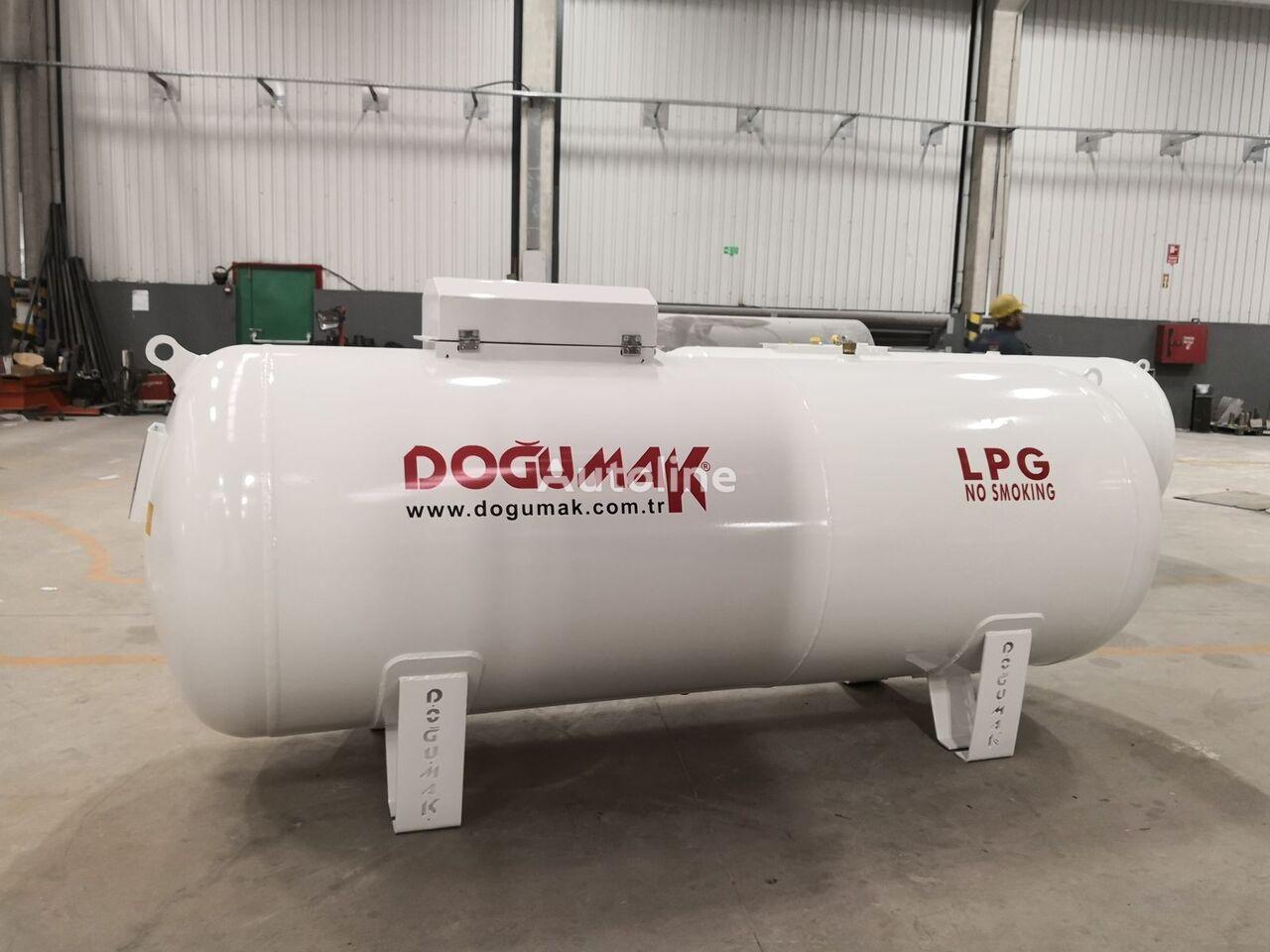 nový cisterna LPG DOĞUMAK