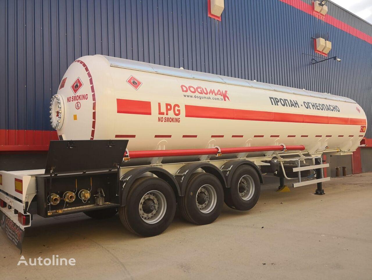 nový cisterna LPG DOĞUMAK DM-LPG