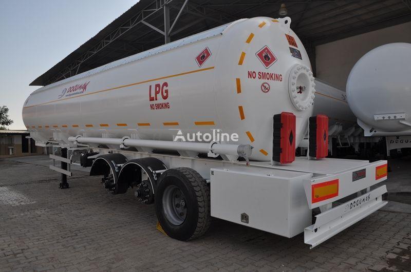 nový cisterna LPG DOĞUMAK LPG - DM35m3