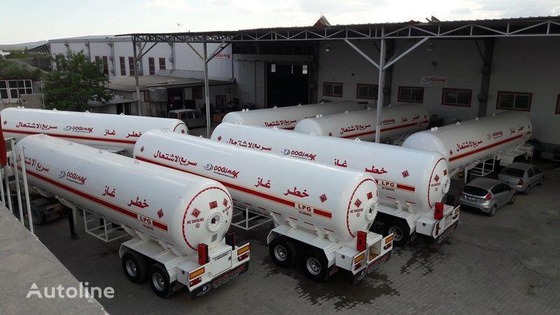 nový cisterna LPG DOĞUMAK LPG - YMN