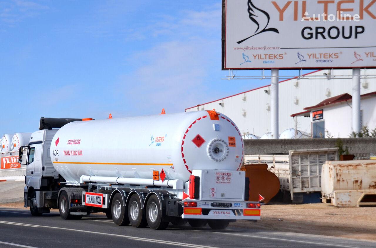nový cisterna LPG YILTEKS LPG TRAİLER - ADR
