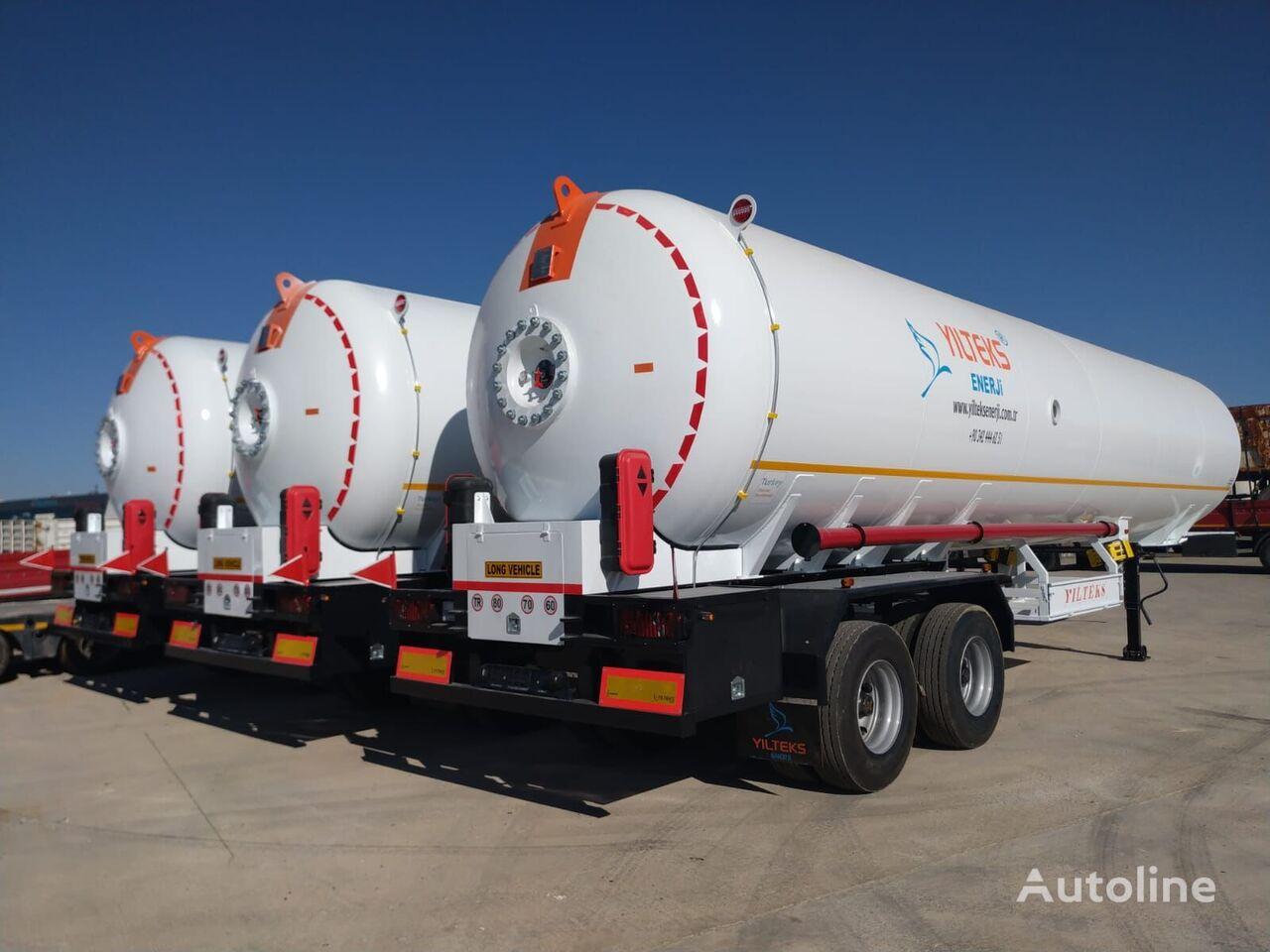 nový cisterna LPG YILTEKS Trailer LPG