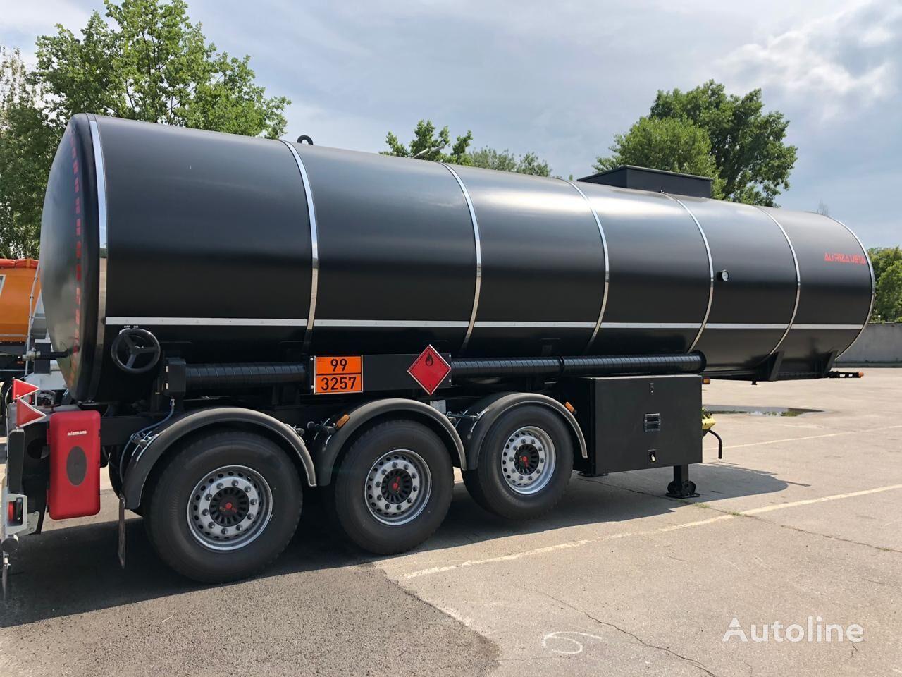 nový cisterna pro přepravu asfaltu ALI RIZA USTA Bitumen