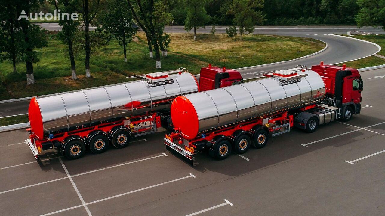 nový cisterna pro přepravu asfaltu EVERLAST EVL-P-T-3003