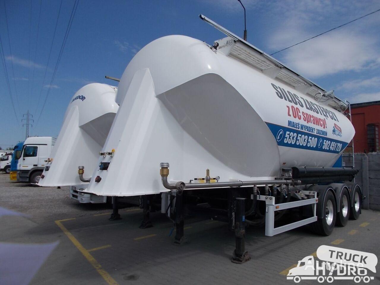 cisterna pro přepravu cementu ARDOR SVM 6.3/34 - Stan bardzo dobry, AKTUALNE DOZORY!