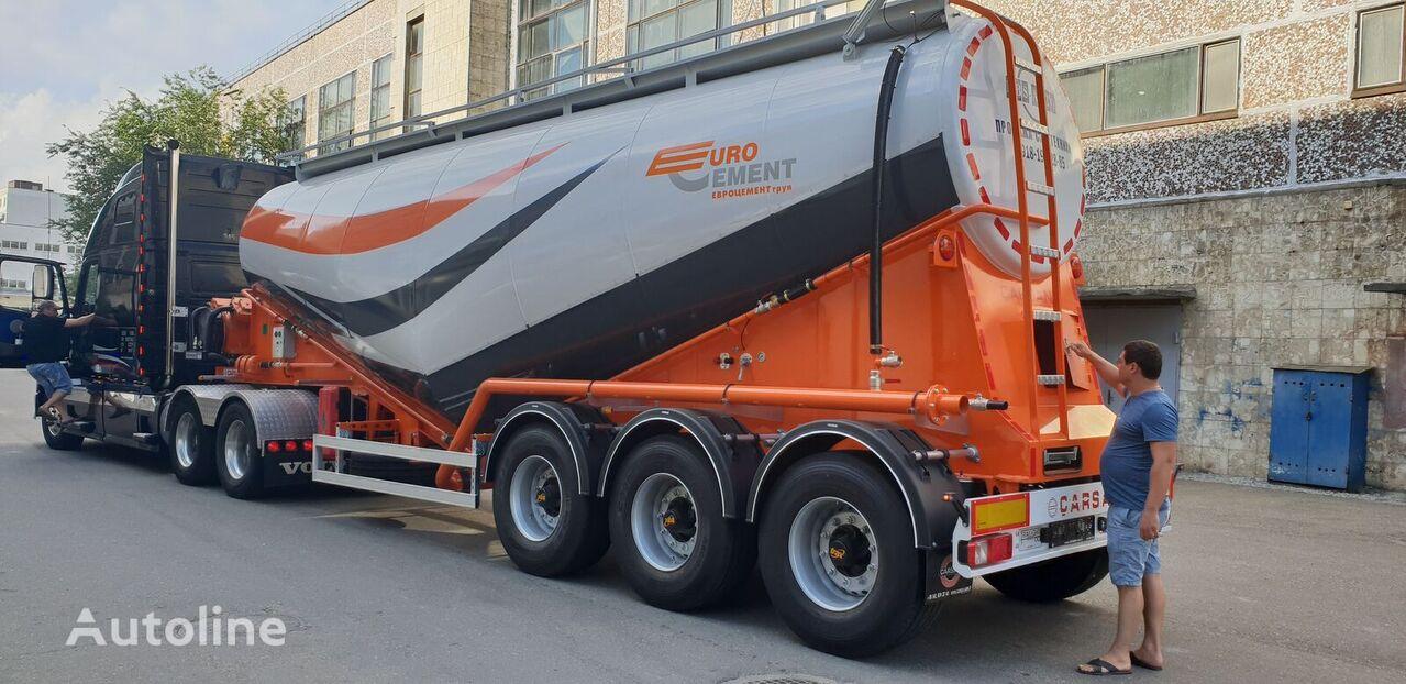 nový cisterna pro přepravu cementu CARSAN CTS1