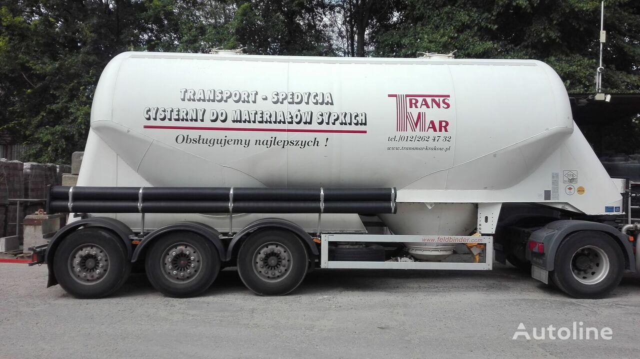 cisterna pro přepravu cementu FELDBINDER