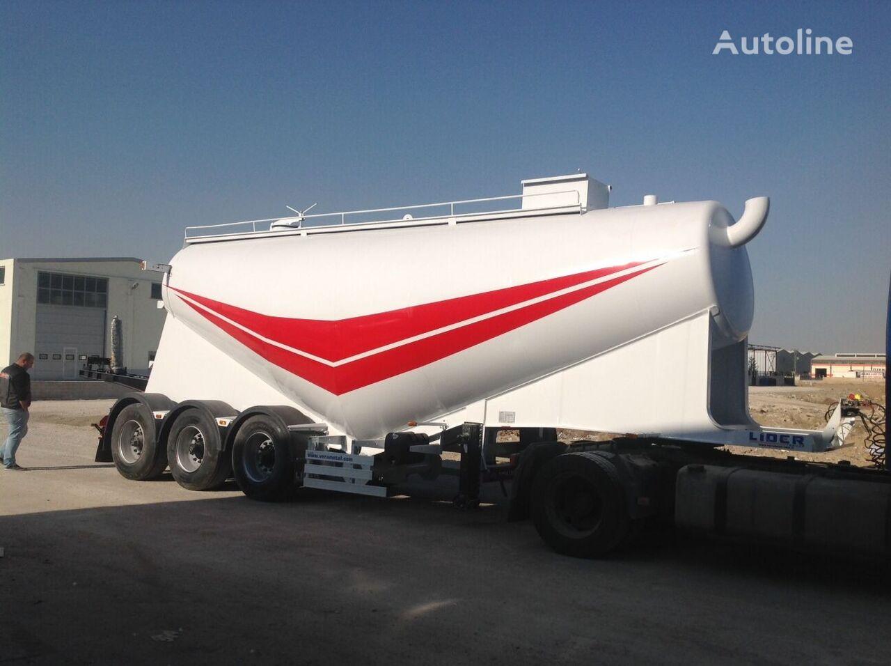 nový cisterna pro přepravu cementu LIDER 2020 year new Slurry Tanker Farmer  Agriculture Field Tanker