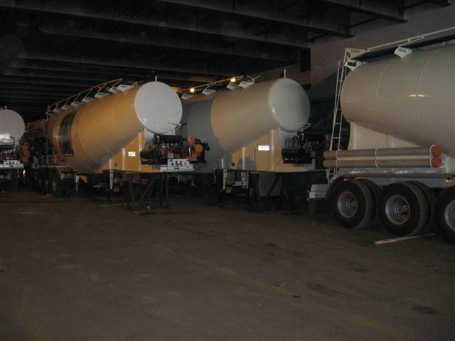 nový cisterna pro přepravu cementu LIDER LIDER NEW 2019 MODELS bulk cement trailer