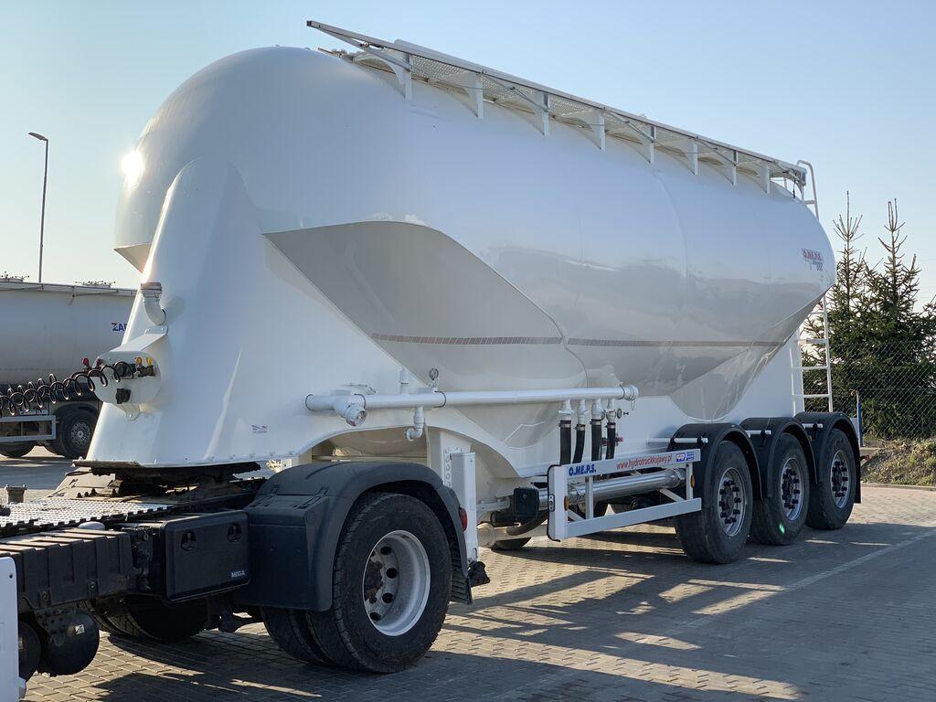 cisterna pro přepravu cementu OMEPS CM39