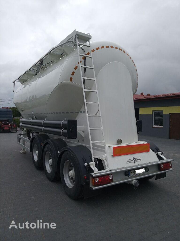 cisterna pro přepravu cementu SPITZER SF2734