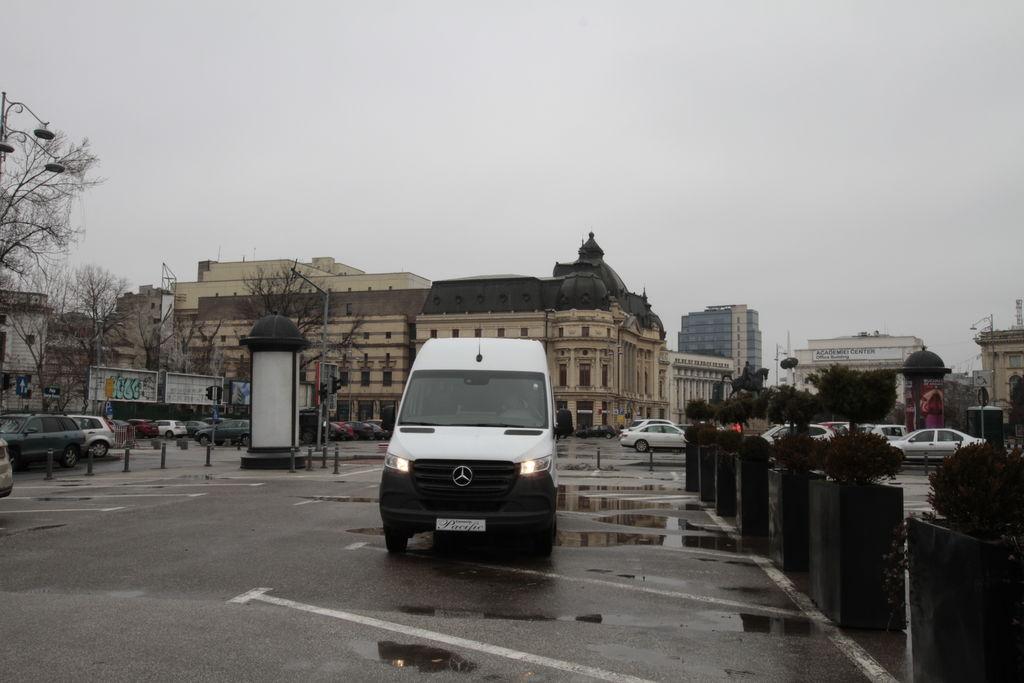 nový cestující minibus MERCEDES-BENZ IDILIS 516 *COC*