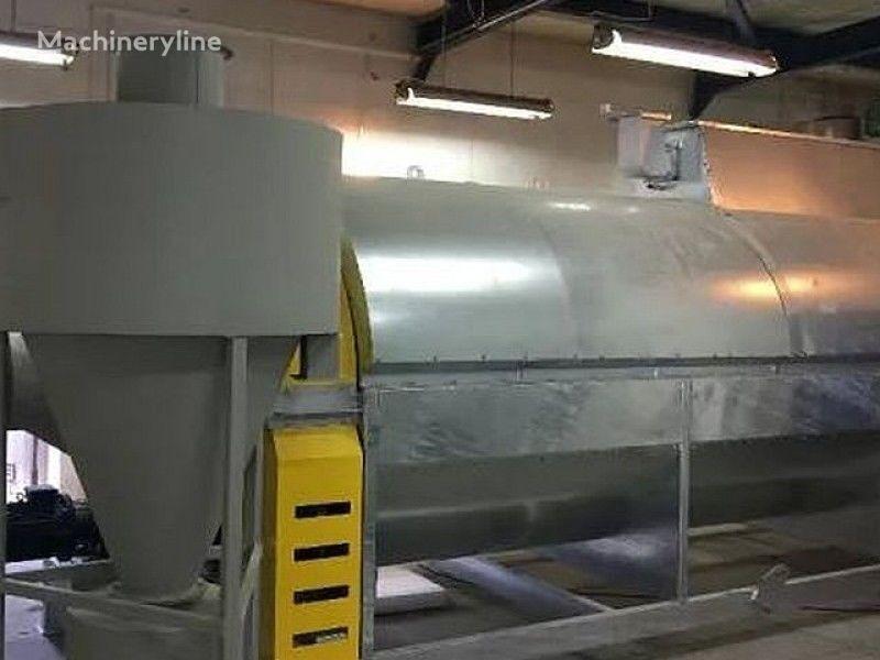 dřevoobráběcí stroje Drier with a heat exchanger