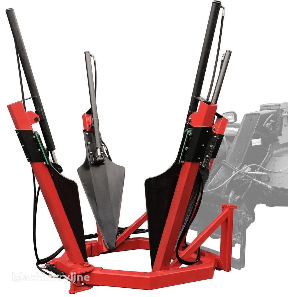 nový dřevoobráběcí stroje STILER PRZESADZARKA DO DRZEW STILER 50CM, TREE SPADE TRANSPLANTER