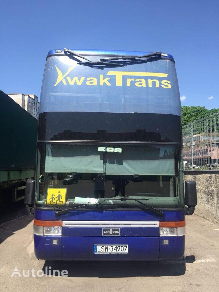 dvoupatrový autobus VAN HOOL T924