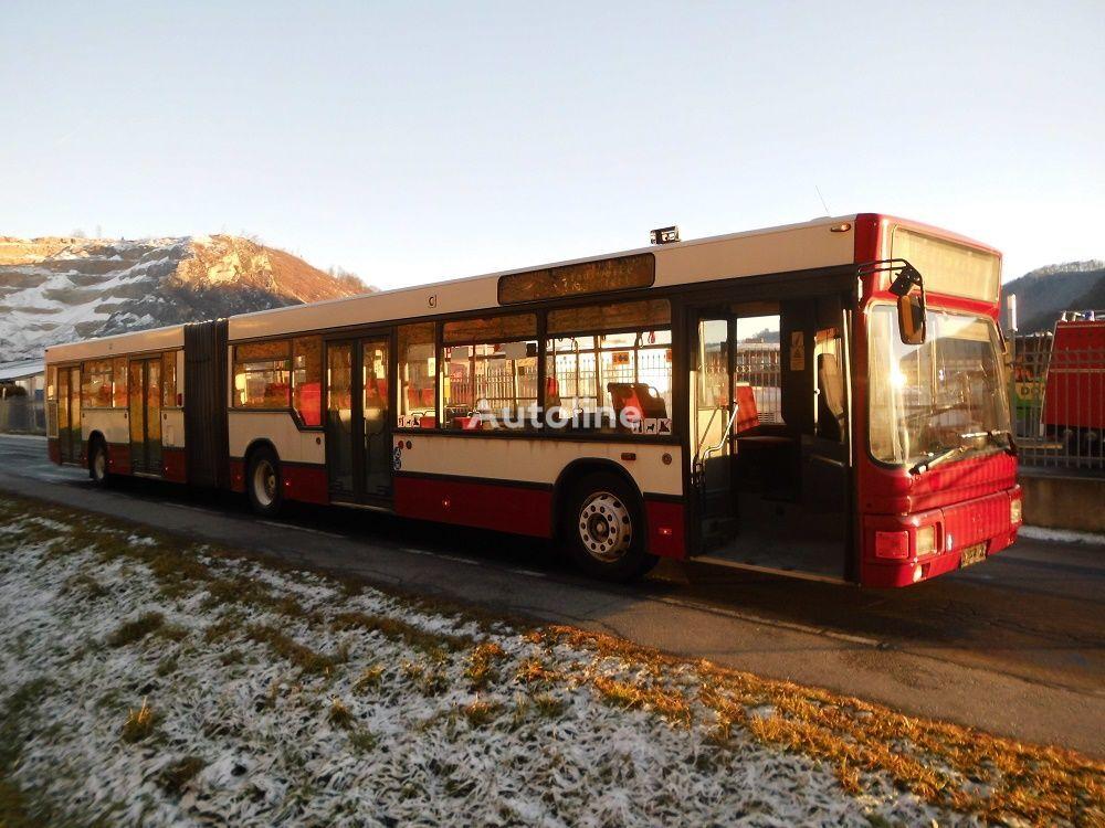 kloubový autobus MAN NG 262