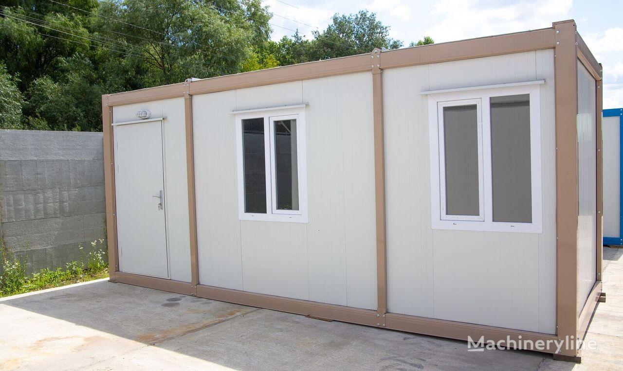 nový maringotka Karmod SB_2005_EPS ofisnyy blok konteyner s tualetom i dushem.