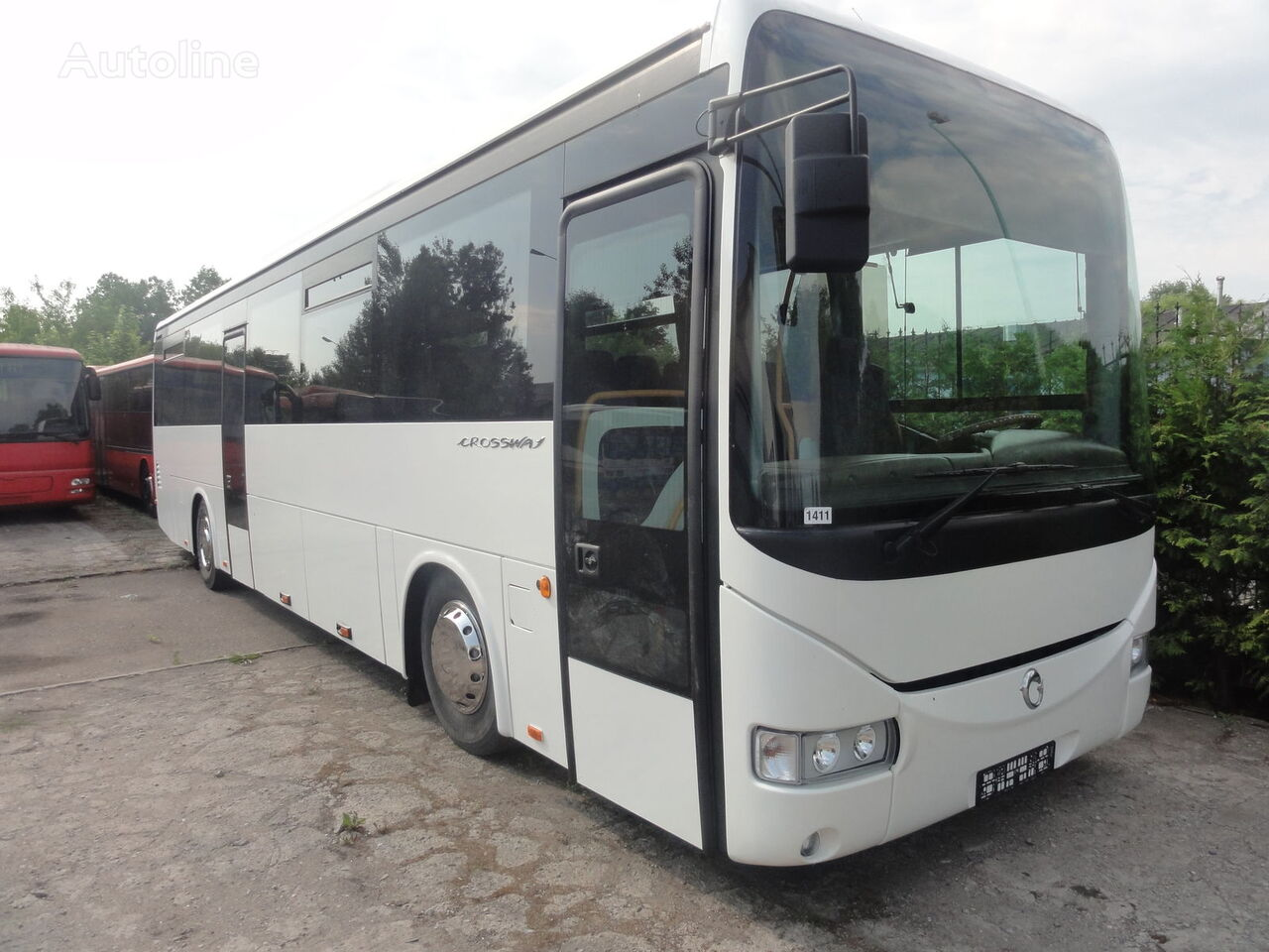 linkový autobus IRISBUS CROSSWAY  20szt.