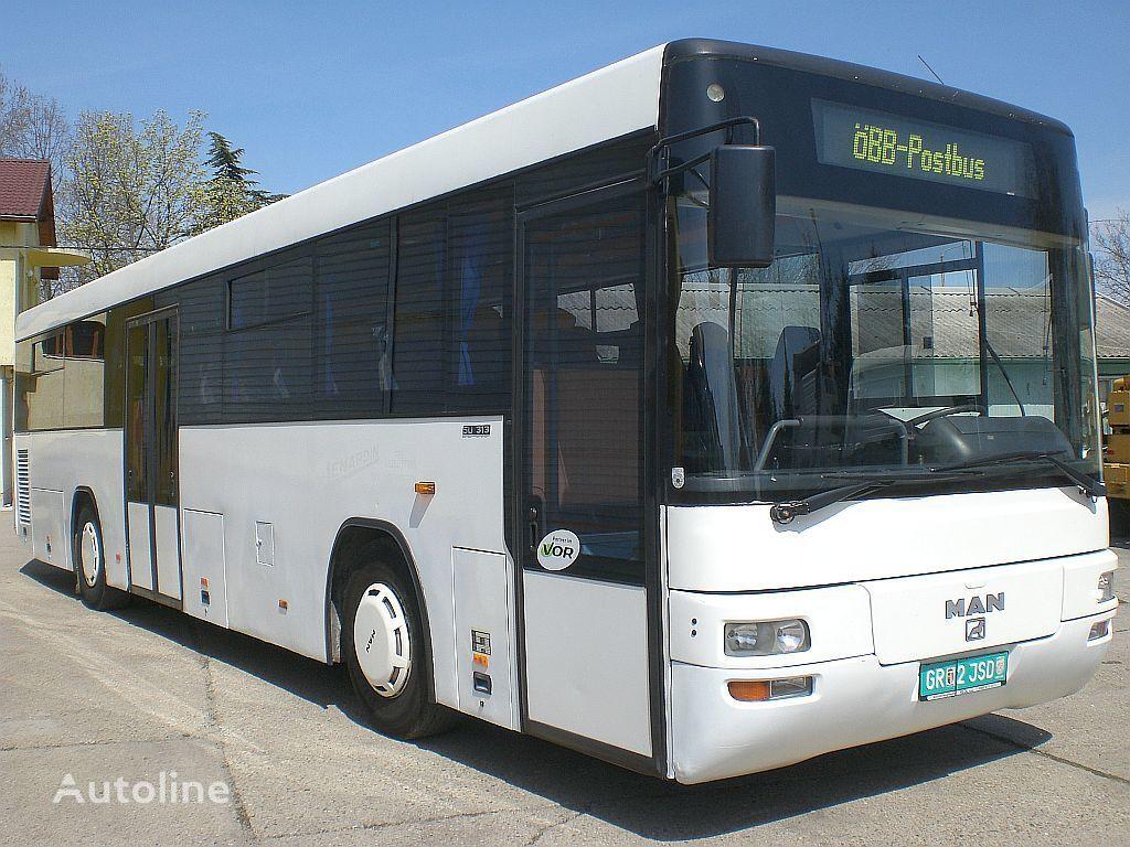 linkový autobus MAN OMNIBUS M3-53