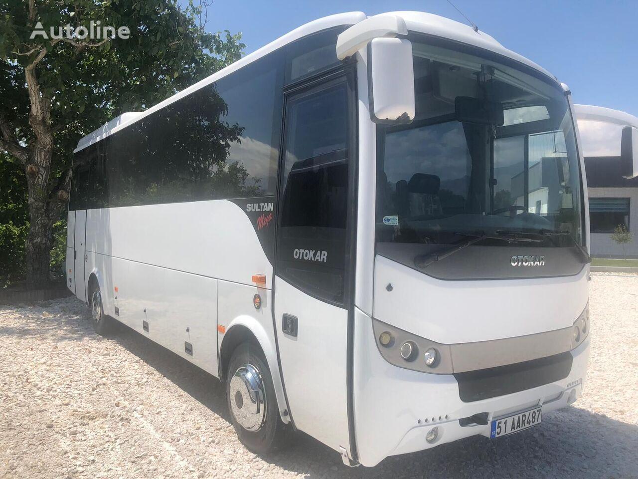 linkový autobus OTOKAR Sultan mega