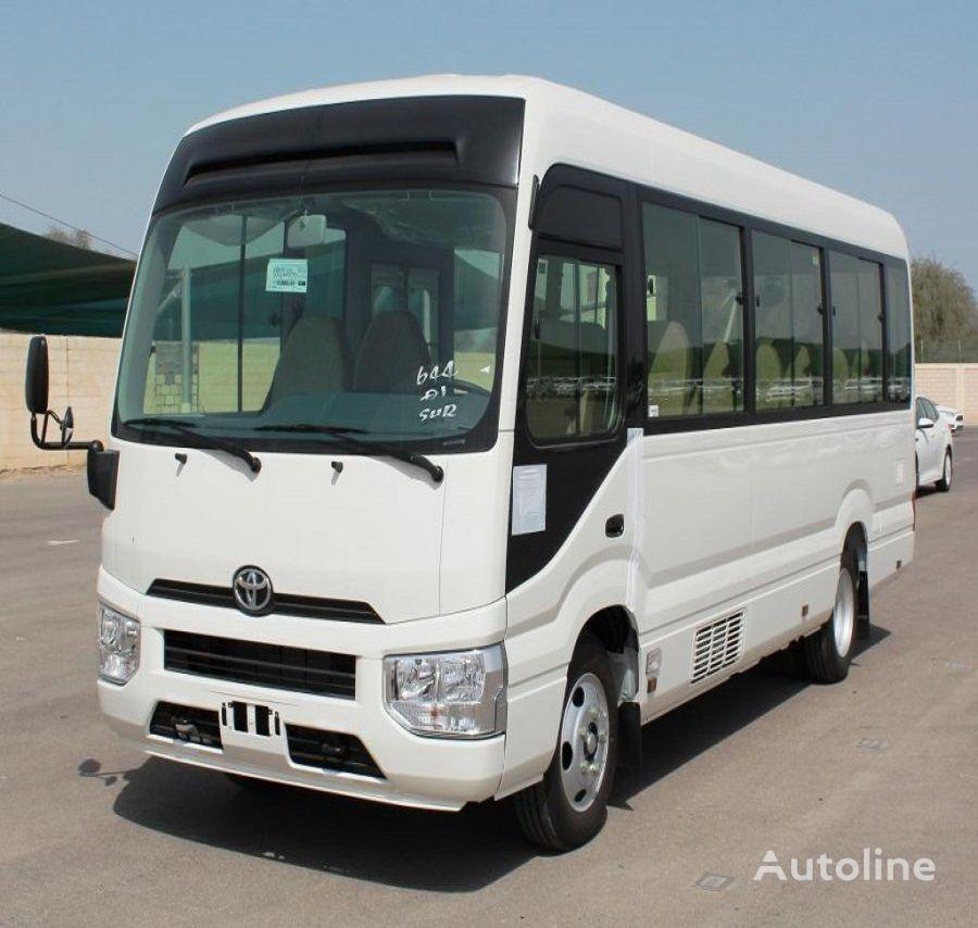nový linkový autobus TOYOTA coaster