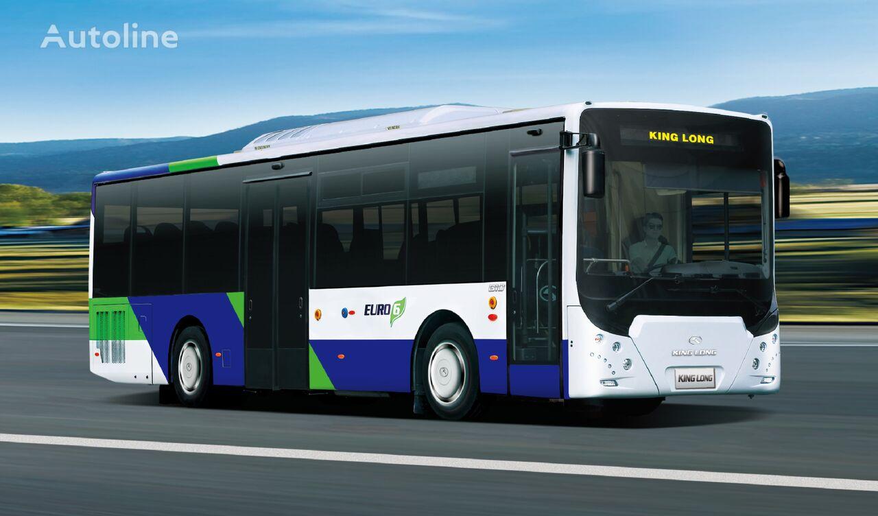 nový městský autobus KING LONG B10