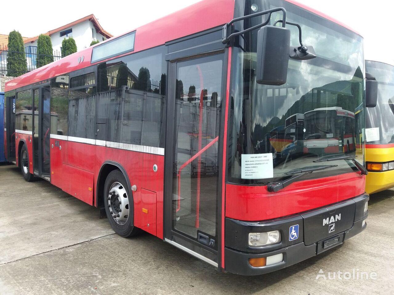 městský autobus MAN NM 223 F