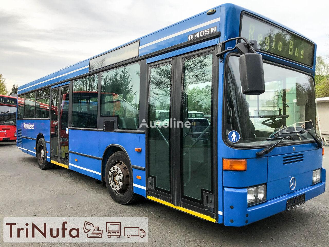 městský autobus MERCEDES-BENZ O 405 N K | Länge: 10,5 m | Klima |