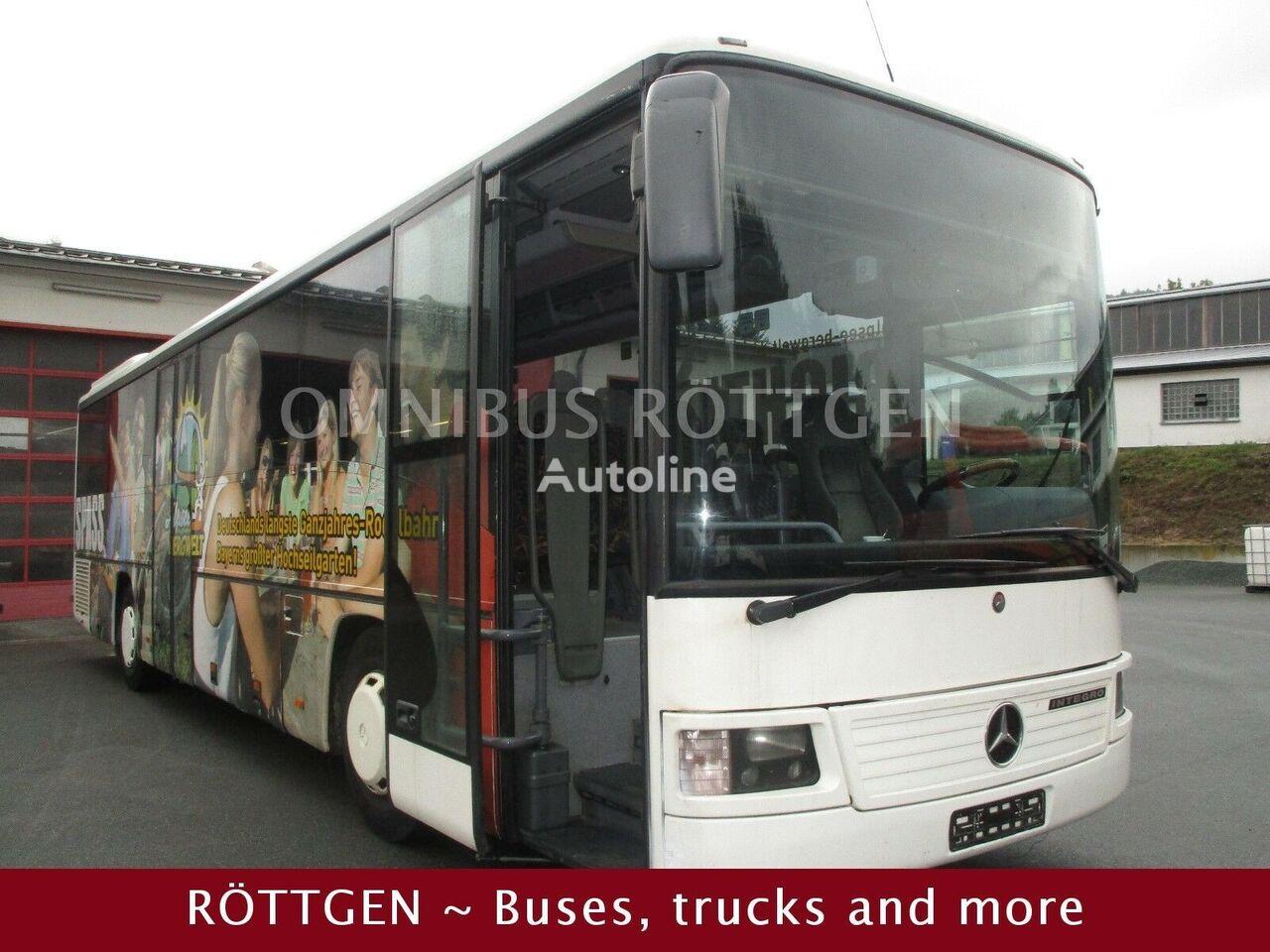 městský autobus MERCEDES-BENZ O 550 Integro (Klima)
