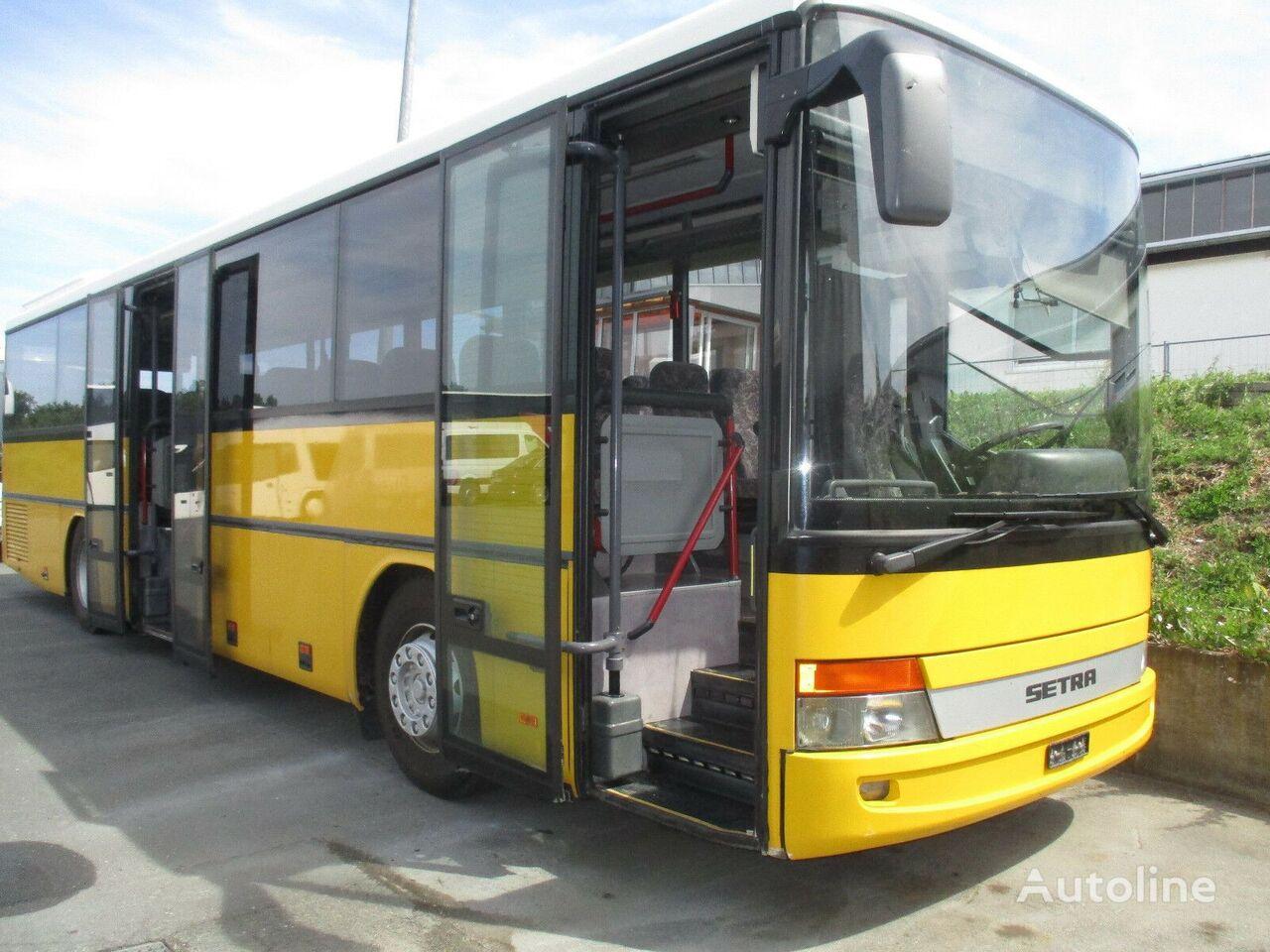 městský autobus SETRA S 313 UL (Klima / grüne Plakette)