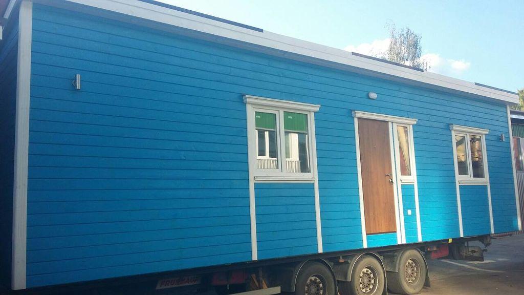 nový mobilní dům