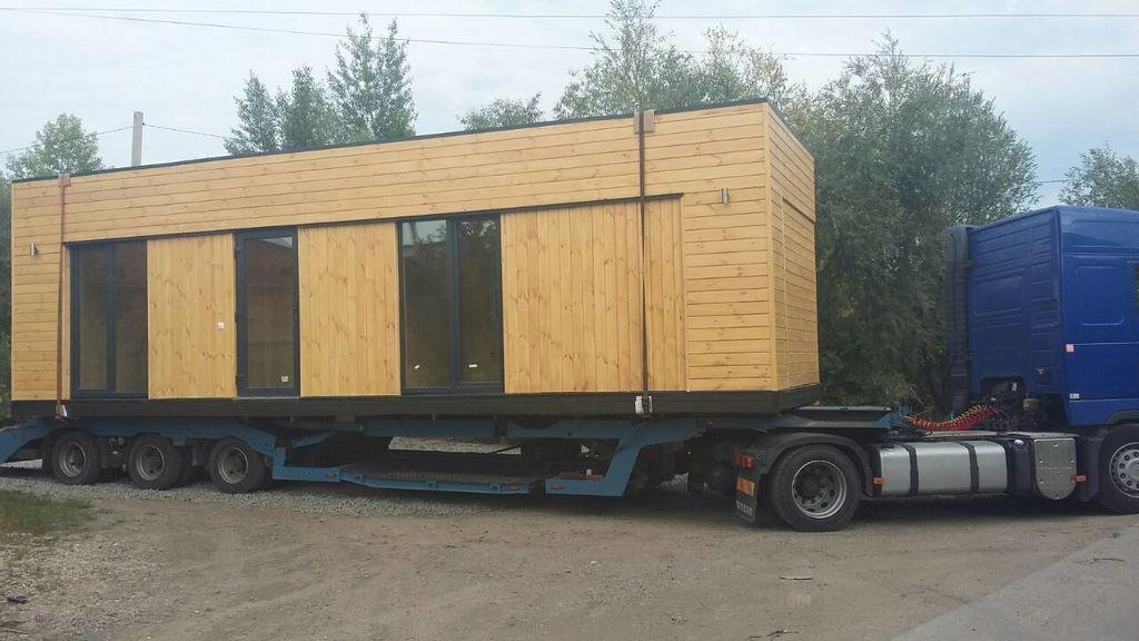 nový mobilní dům HOME-CAR